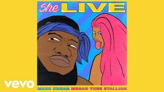 Maxo Kream - She Live (Audio) ft. Megan Thee Stallion
