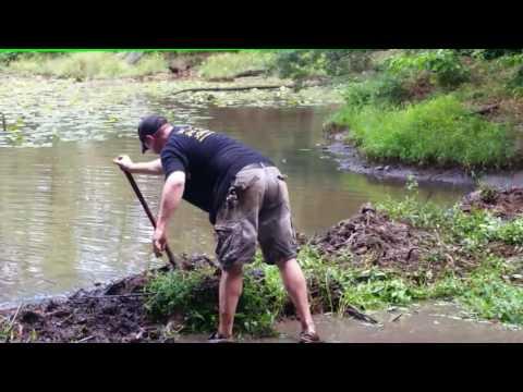 Verminators Beaver Dam Removal (shorter version)