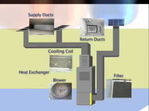 Do You Have  Dirty Air Ducts - Ontario Duct Cleaning