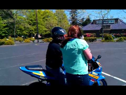 Motorcycle Endorsement Skills Test