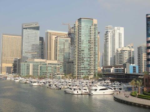 The Dubai Marina, UAE - (Part - 2)