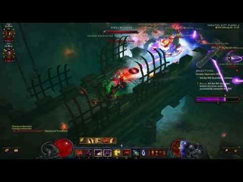 Diablo 3: The Diversity Of Uncommon Builds (Team 2/12 Grift 58 v2.4.1)