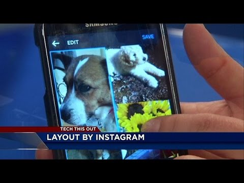 Tech This Out: Layout by Instagram, A photo collage app