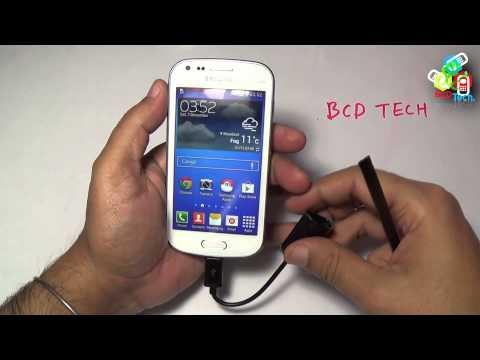 Samsung Galaxy S Duos 2 (S7582) OTG Support