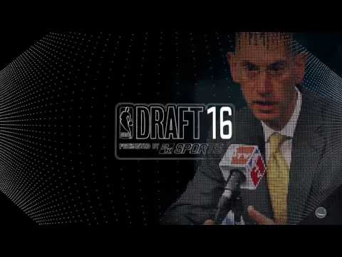 GETTING DRAFTED BY THE NUGGETS! NBA2K17