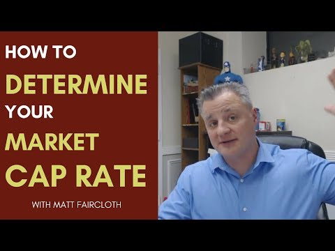 How to Find out your Market Cap Rate   MM 079 with Matt Faircloth