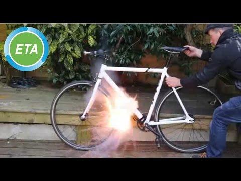BIKE MINE - the world's loudest bicycle alarm