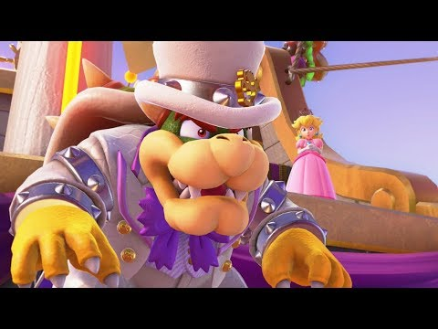 Super Mario Odyssey - Complete Intro