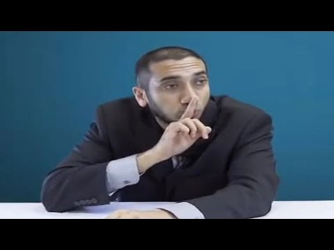 Don't talk back to your Parents! - Nouman Ali Khan