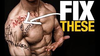 Fix Your Shoulder Pain (BENCH PRESS!)