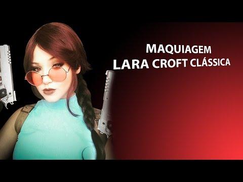 Lara Croft Tomb Raider Makeup Tutorial