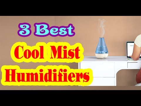 Best Cool Mist Humidifiers to Buy in 2017