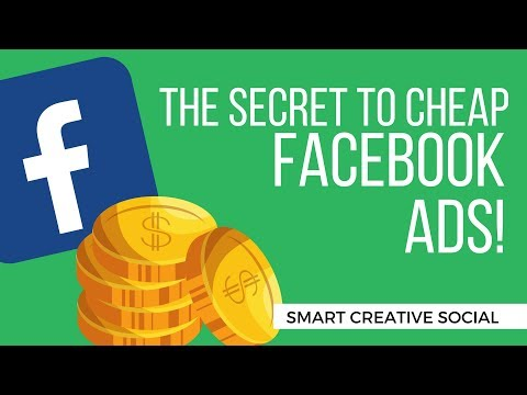 Ad Targeting 101 for FACEBOOK for less than a PENNY!