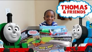 Thomas and Friends Track Master ToyReview