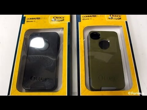 Otterbox Commuter Series iPhone 4S - HD