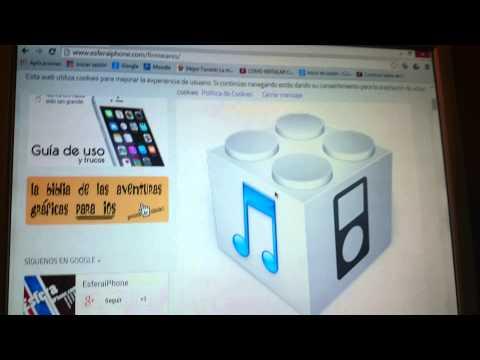 Mi ipod no prende se queda en la manzana SOLUCION