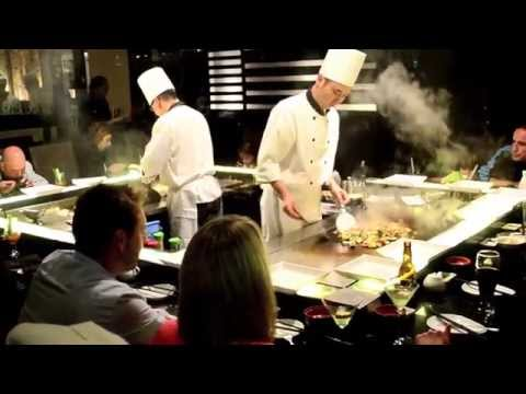Table Of The Week - Yangs Teppanyaki