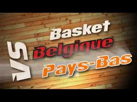Belgium-Netherlands Wheelchair Basketball (130816-Natoye)