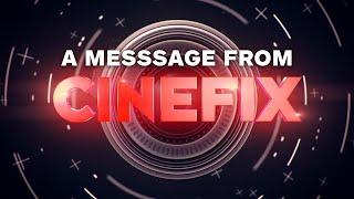CineFix Channel Announcement