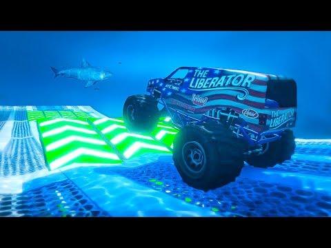 ULTIMATE UNDERWATER TRUCK RACING ! (GTA 5 Races)