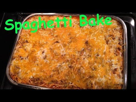 How to Make: Spaghetti Bake