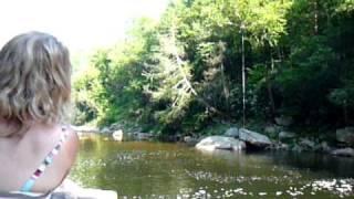Summer 2010 Mules Hole, West Virginia