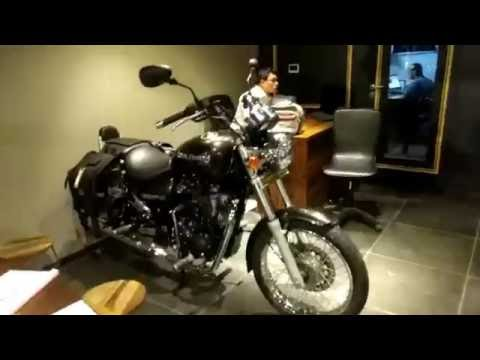 BOOKED A ROYAL ENFIELD CLASSIC 350 TODAY |  ON 1ST DAY OF NAVRATRI