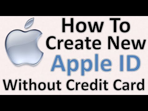 How To Create Apple ID Without Credit Card Payment Method Using iPhone