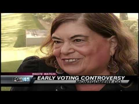 Waste Watch: How Much is Early Voting Fight Costing Taxpayers?