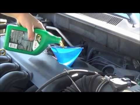 How to the change oil on Matrix / Vibe / Corolla - DIY and save!