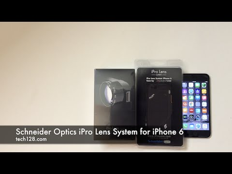 Schneider Optics iPro Lens System for iPhone 6