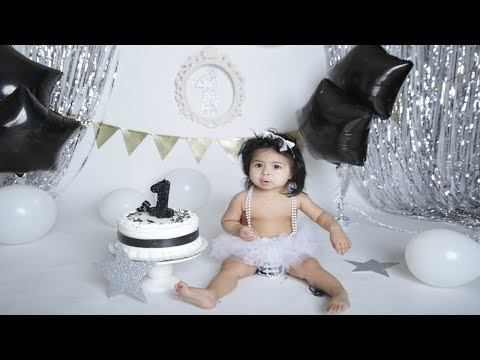 CALLIE IS ONE! ONE YEAR MONTAGE