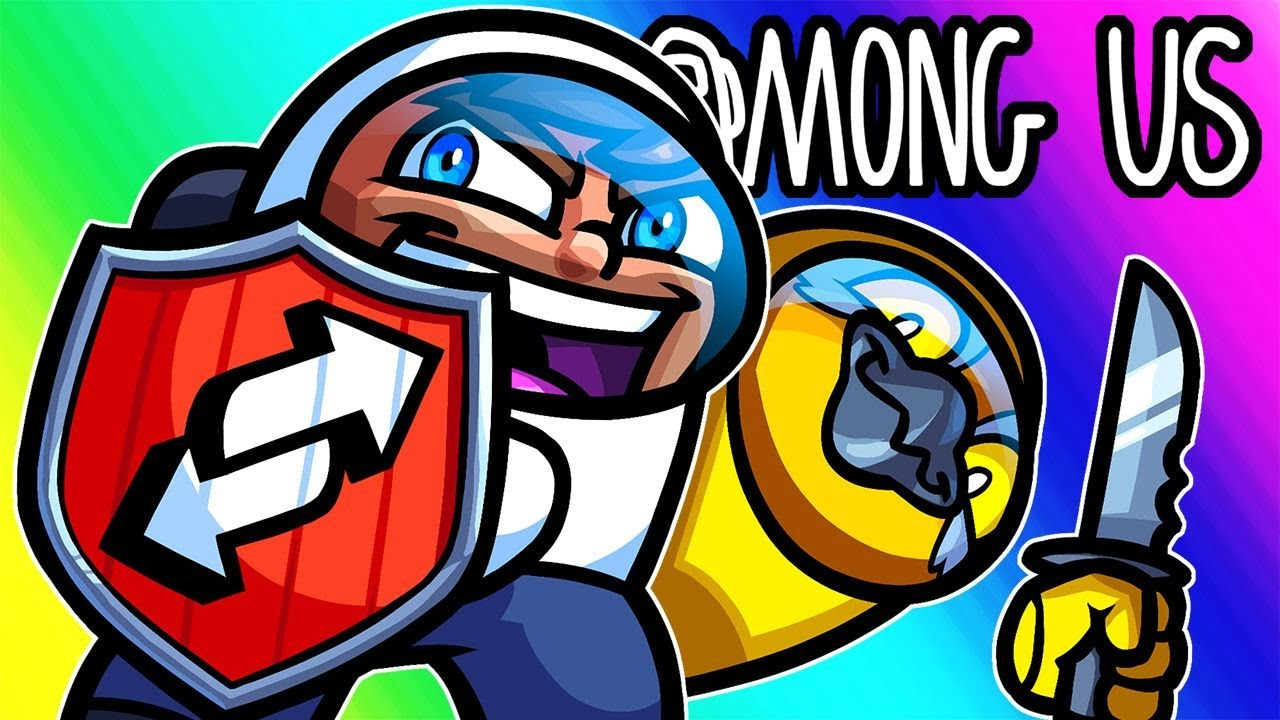 Among Us Funny Moments - Swapping Mod!