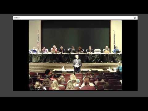 Indiana Nursing Board Meeting  02/16/2017