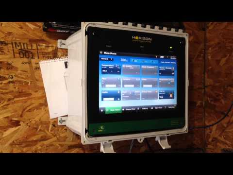 Monitoring & Controlling Triea's Biomass-HRS System