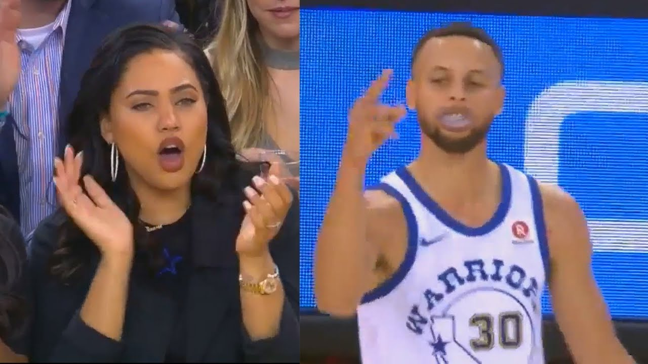 Stephen Curry Impresses Ayesha Curry On Her Birthday!