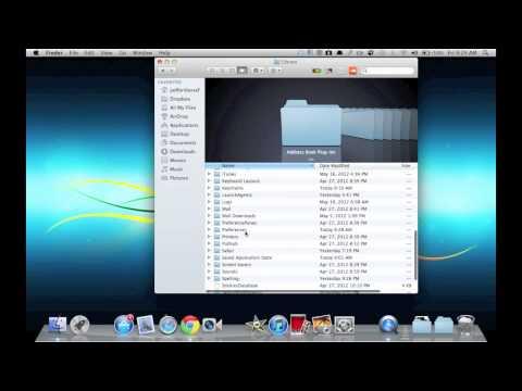 Mac Tricks: How to access your Hidden Library Folder
