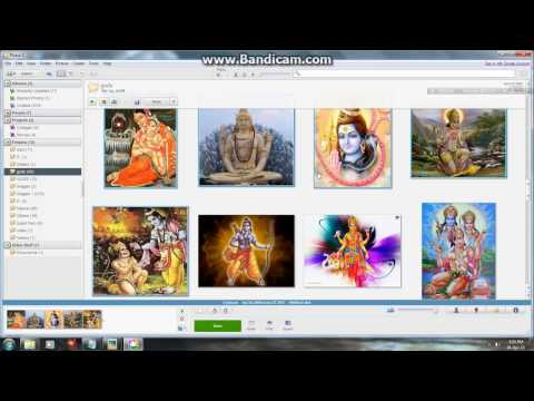 how to create movie presentation in picasa
