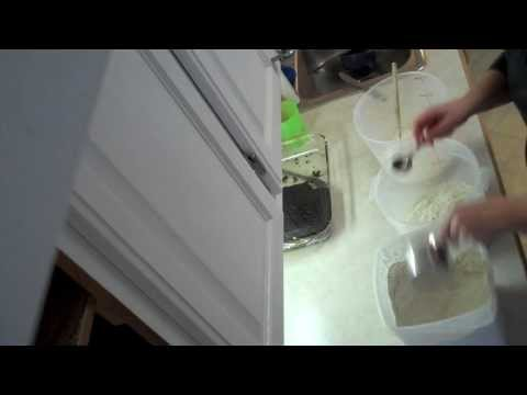 making pitas