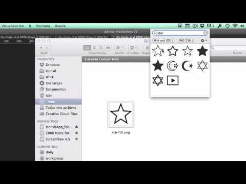 Icons8 App Demo