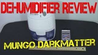 Eva-Dry 1100 Dehumidifier Review