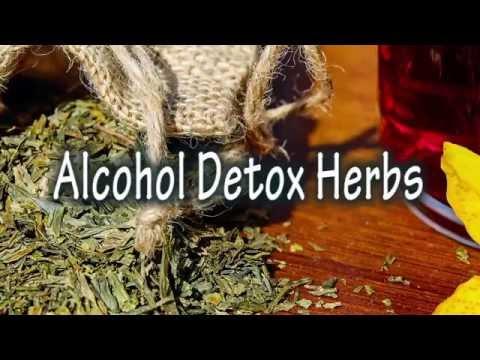 Alcohol Detox Herbs
