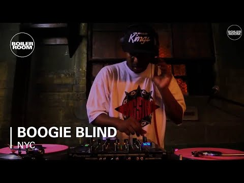 Boogie Blind Boiler Room NYC DJ Set