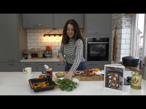Jenny Tschiesche Cooks From Her New Cook Book Recipe 1