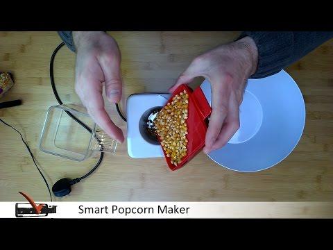 Popcorn Maker Review Smart