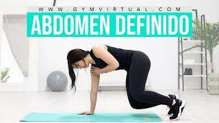 Cómo definir y marcar el abdomen bajo   Vientre plano en 12 min