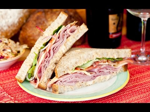 Howto: Make Quick & Delicious Ham Sandwich at Home!