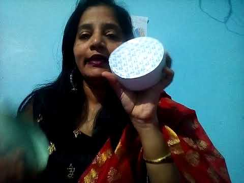REVIEW! Blueheaven Aloevera Cream