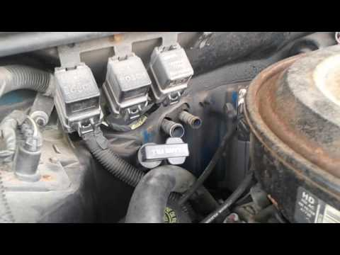 Chevrolet s10 how to change heater core.