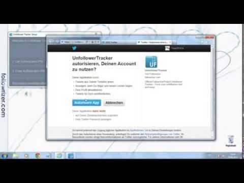 Twitter Unfollower Tracker v2.0